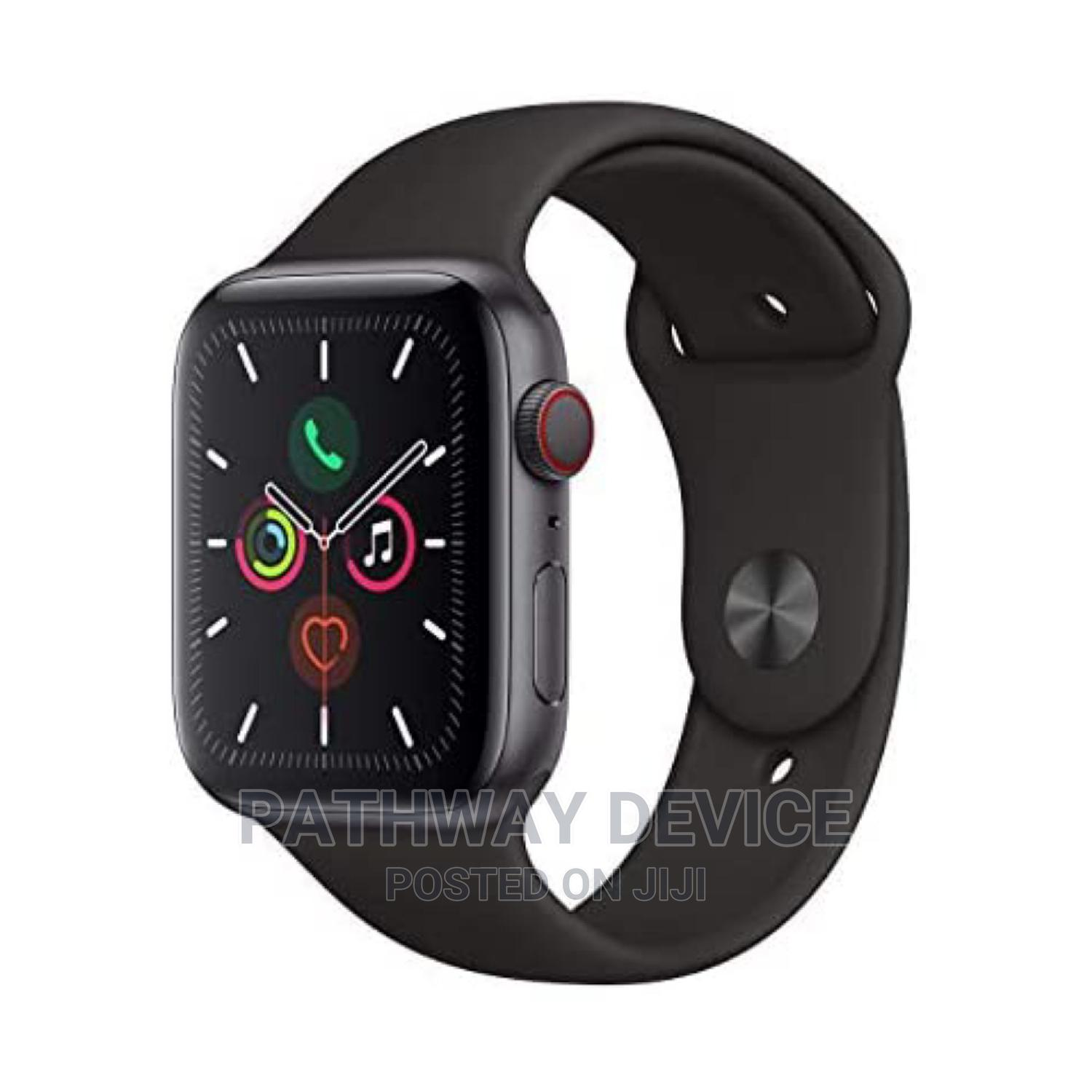 Archive: Apple Watch Series 5 (GPS + Cellular, 40MM)