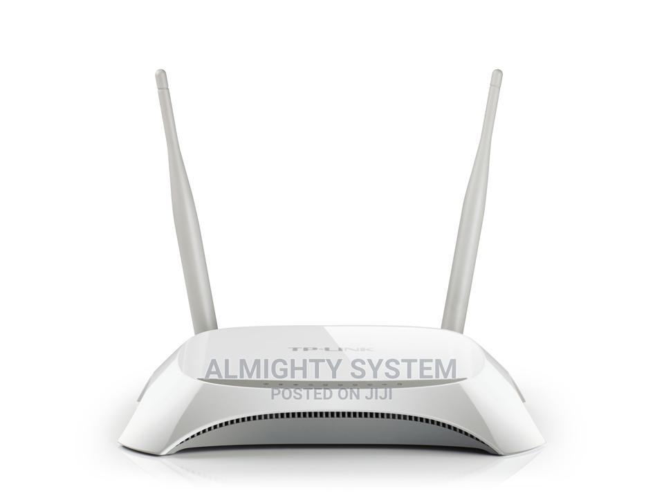 Tp Link 3g/4g Wireless N Router Tl-Mr3420