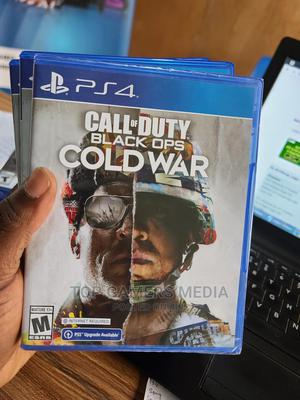Ps4 Call Of Duty Black Ops Cold War Playstation 4   Video Games for sale in Lagos State, Agege