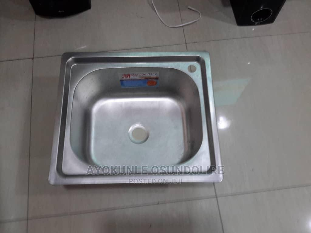 Archive: Single Bowl Stainless Steel Sink