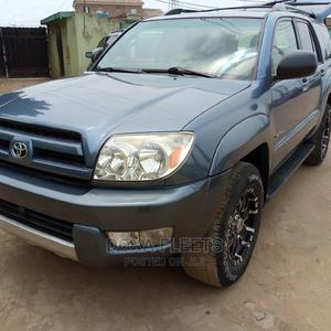 Toyota 4-Runner 2004 Limited 4x4 Blue | Cars for sale in Lagos State, Ejigbo