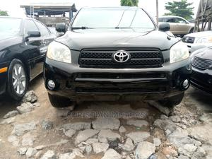 Toyota RAV4 2008 3.5 Sport 4x4 Black | Cars for sale in Lagos State, Apapa