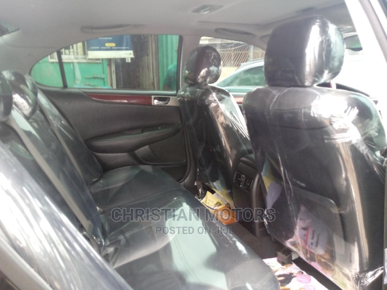 Lexus ES 2006 Black | Cars for sale in Apapa, Lagos State, Nigeria