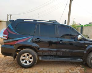 Toyota Land Cruiser Prado 2008 STANDARD Black | Cars for sale in Lagos State, Abule Egba