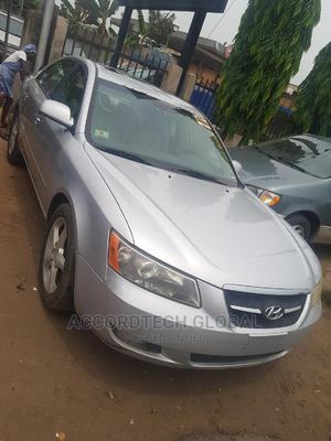 Hyundai Sonata 2009 3.3 GLS V6 Silver   Cars for sale in Lagos State, Ifako-Ijaiye