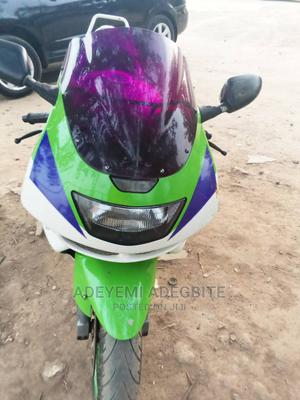 Kawasaki Liquid Cooled 1999 Green   Motorcycles & Scooters for sale in Lagos State, Alimosho