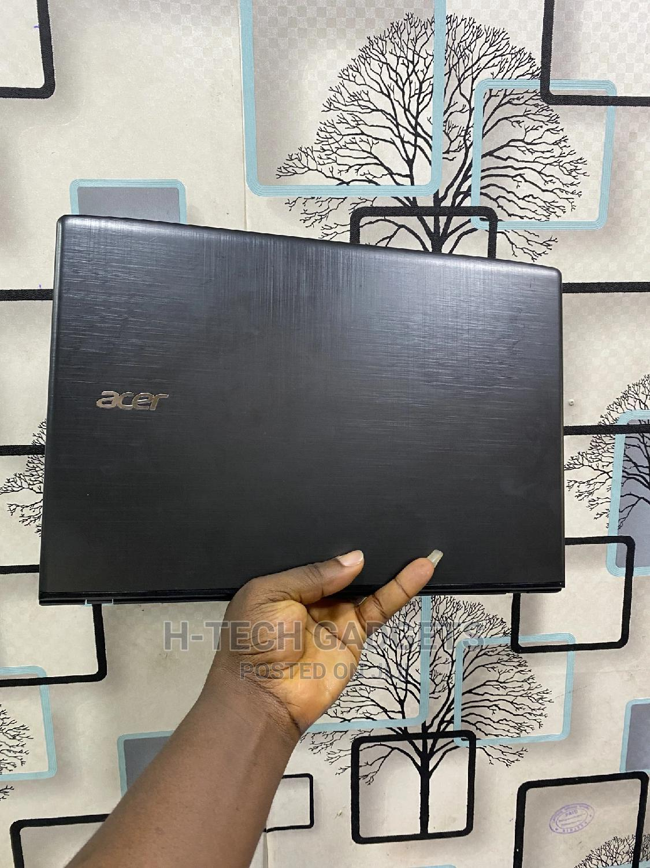 Laptop Acer Aspire E5-575g 8GB Intel Core I5 SSD 256GB