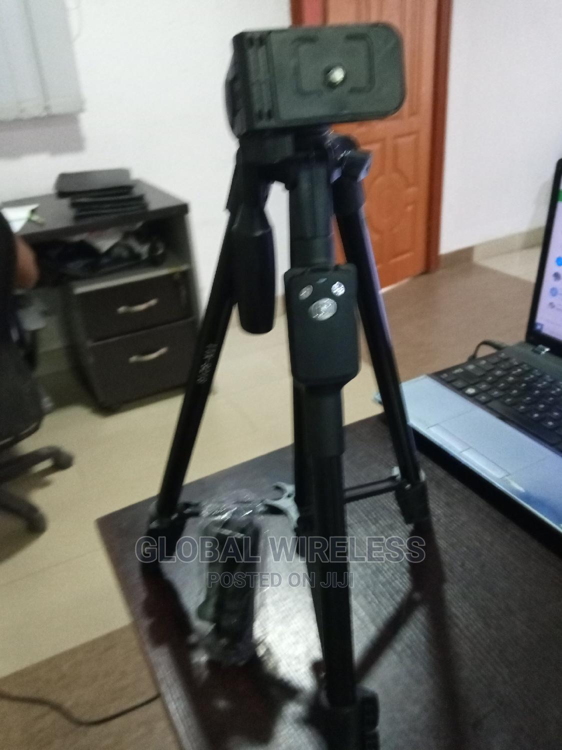 Mini Tripod Stand for Mobile Phone | Accessories for Mobile Phones & Tablets for sale in Ikeja, Lagos State, Nigeria