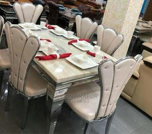 Imported Marble Dinning Table | Furniture for sale in Oyo State, Ibadan