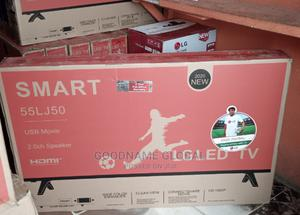 LG Smart TV 55 Inches. | TV & DVD Equipment for sale in Lagos State, Ojo