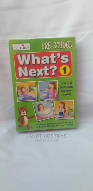 Whats Next Children Puzzle Educational Toy Birthday Gift Set | Toys for sale in Abuja (FCT) State, Gwarinpa
