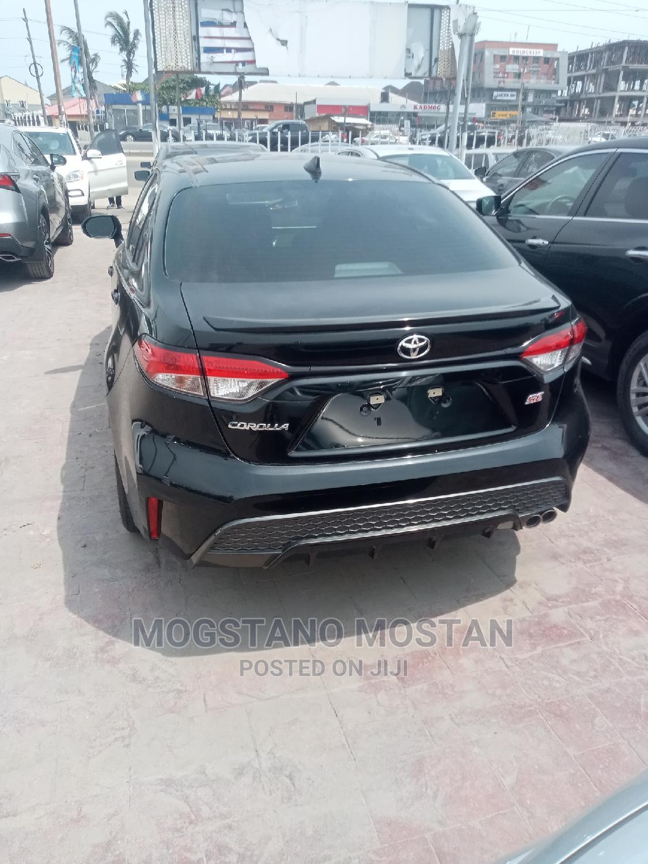 Toyota Corolla 2021 Black