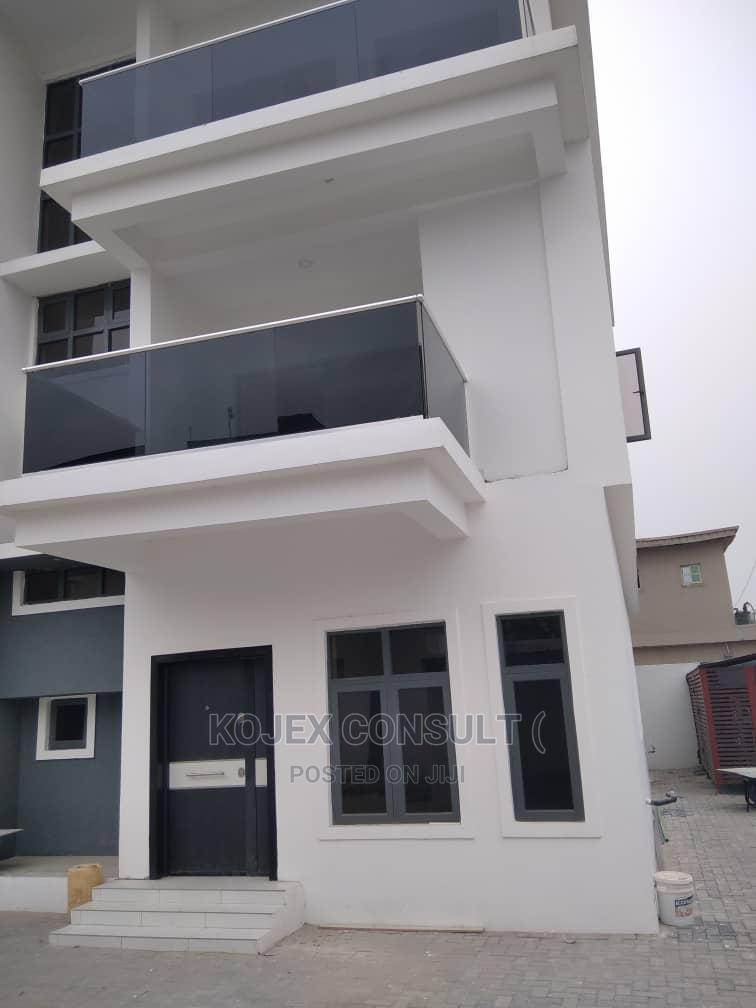 Brand New 4 Bedrooms With Bq Terrace Duplex on Two Floors | Houses & Apartments For Sale for sale in Victoria Island, Lagos State, Nigeria