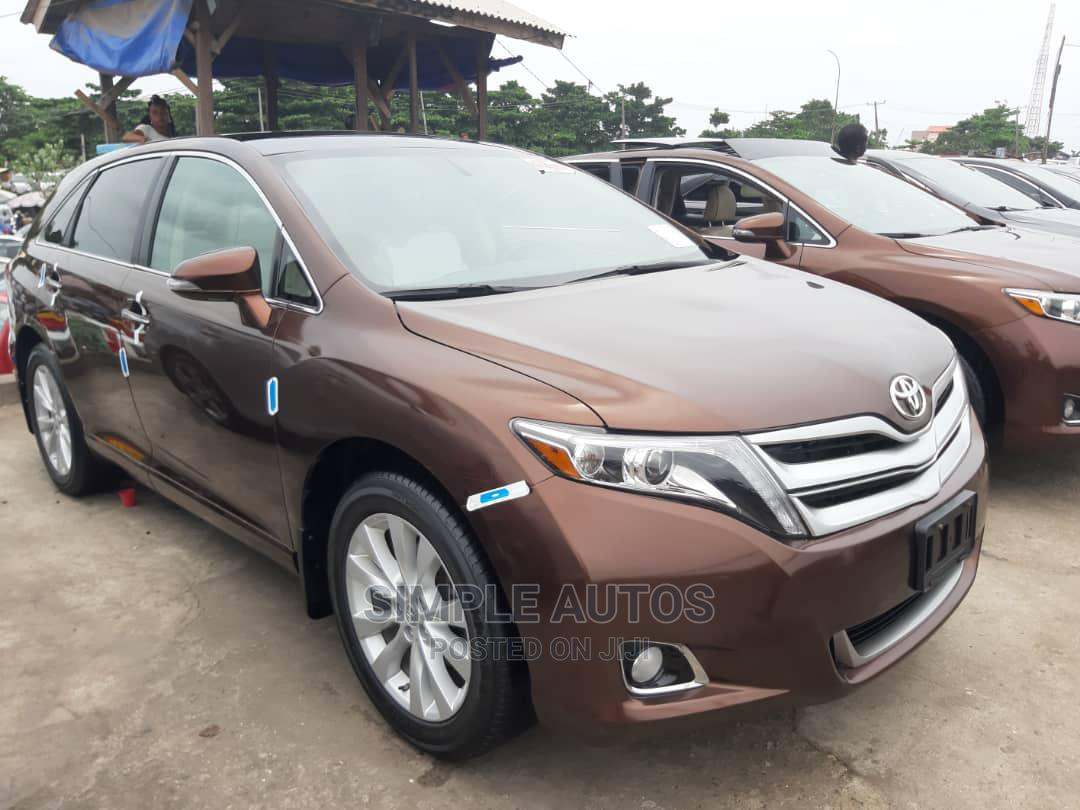 Archive: Toyota Venza 2013 Brown