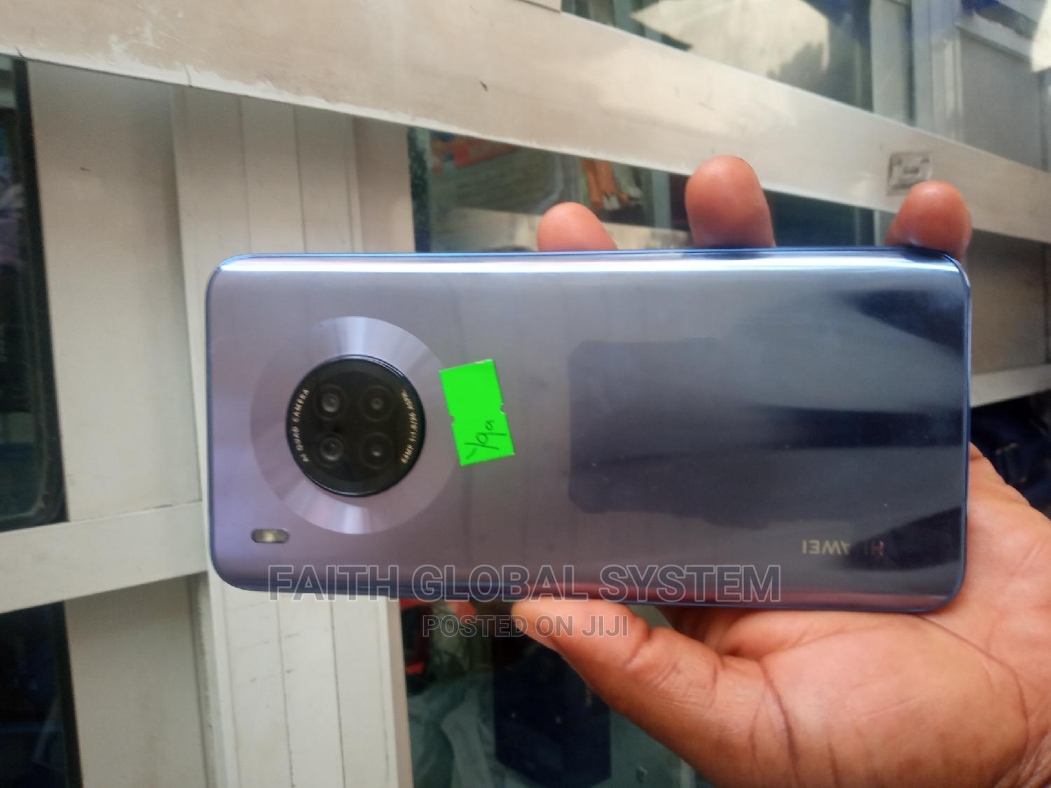 Huawei Y9a 128GB Gray | Mobile Phones for sale in Ikeja, Lagos State, Nigeria