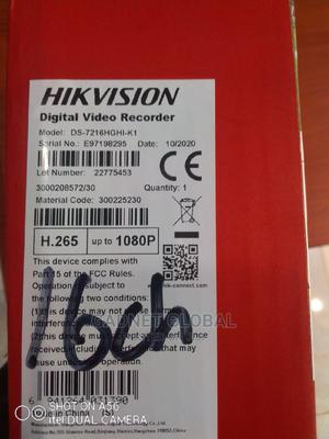 Hikvision 16 Channel DVR   Security & Surveillance for sale in Lagos State, Ikeja