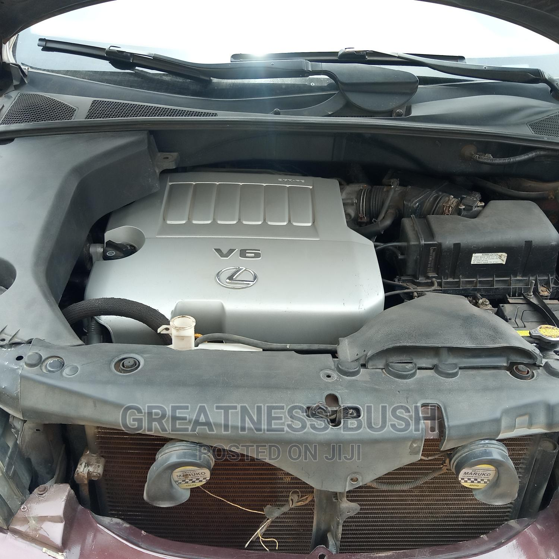 Archive: Lexus RX 2008 350 AWD Brown