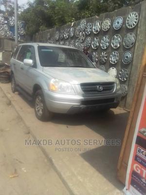 Honda Pilot 2005 Silver | Cars for sale in Lagos State, Amuwo-Odofin