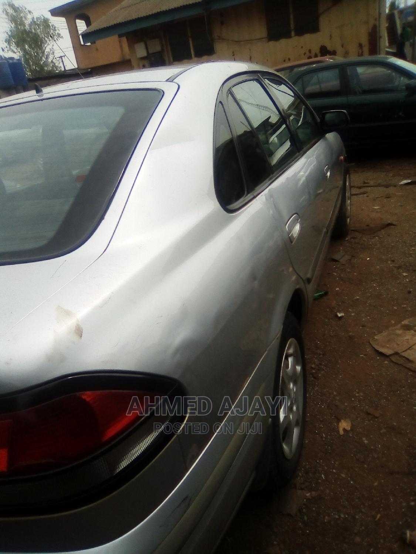 Mazda 626 1999 Silver