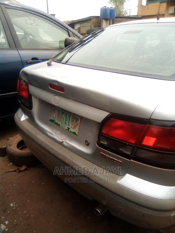 Mazda 626 1999 Silver | Cars for sale in Ifako-Ijaiye, Lagos State, Nigeria