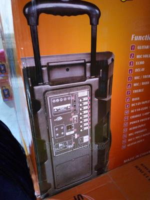 Sony Max Pa System 15inchs | Audio & Music Equipment for sale in Lagos State, Ojo