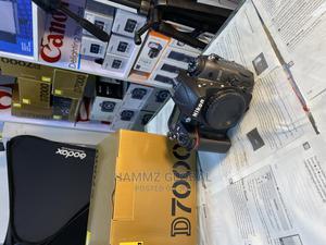 Nikon D7000 16.2MP Digital SLR Camera - Black (Body Only)   Photo & Video Cameras for sale in Lagos State, Ikeja