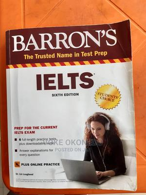 IELTS Barron Textbook   Books & Games for sale in Delta State, Warri