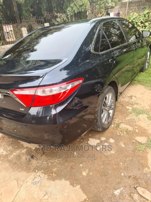 Toyota Camry 2017 Black   Cars for sale in Garki 2, Abuja (FCT) State, Nigeria