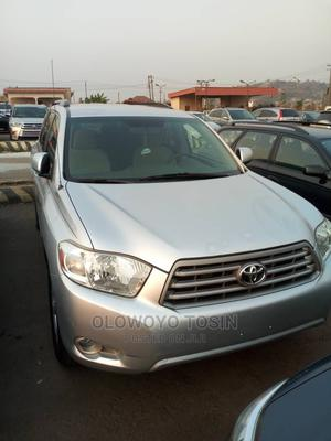 Toyota Highlander 2010 Silver   Cars for sale in Ondo State, Akure