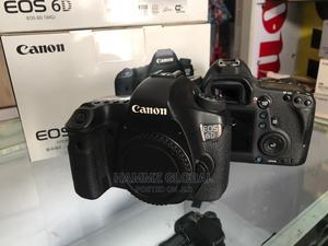 Canon EOS 6D 20.2MP Digital SLR Camera - Black (Body Only) | Photo & Video Cameras for sale in Lagos State, Ikeja