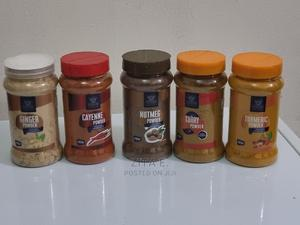 Spices- Curry, Thyme, Cayenne Pepper, Nutmeg, Garlic   Meals & Drinks for sale in Edo State, Benin City