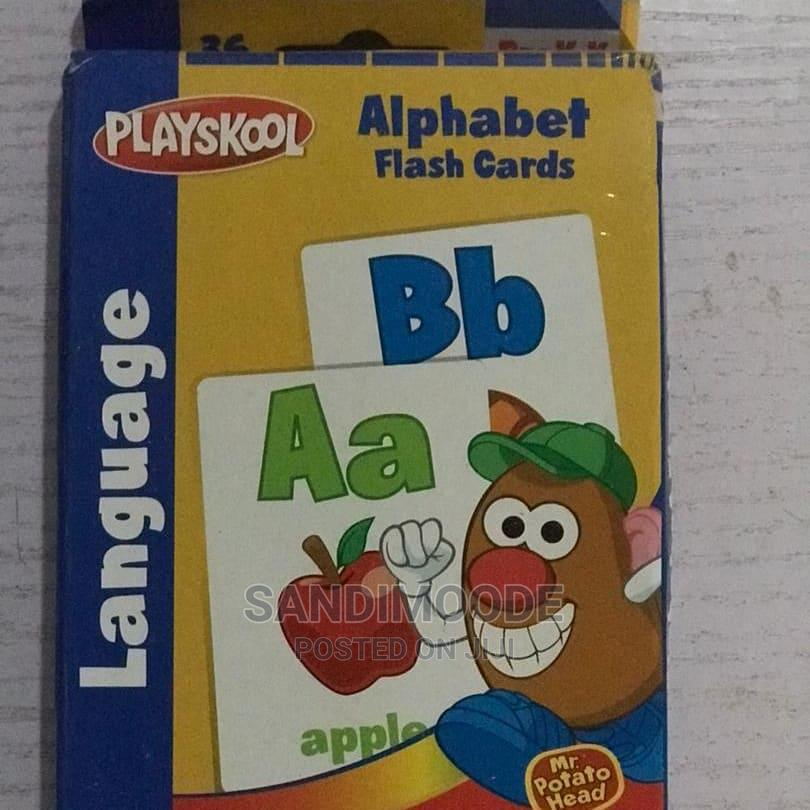Archive: Cartoon Characters Flash Cards