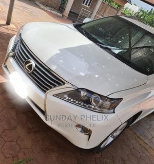 Lexus RX 2013 350 AWD White | Cars for sale in Ekiti State, Ado Ekiti