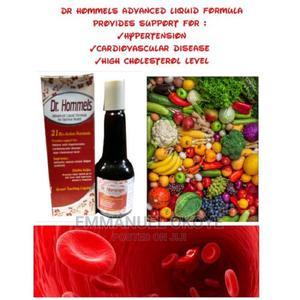 Dr Hommels Advanced Formula for Hypertension,Cardiovascular   Vitamins & Supplements for sale in Lagos State, Ikeja