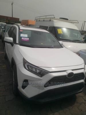 New Toyota RAV4 2020 XLE Premium AWD White   Cars for sale in Lagos State, Ipaja