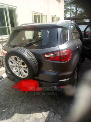 Ford EcoSport 2014 Gray   Cars for sale in Lagos State, Lekki