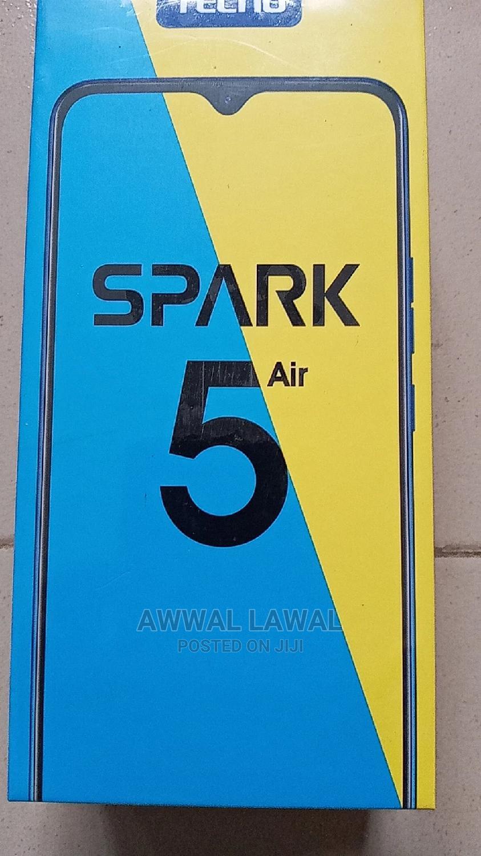 Archive: New Tecno Spark 5 Air 32 GB