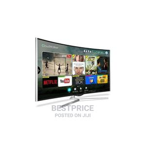 Polystar 65'' Inches Android Smart 4k UHD Curved TV | TV & DVD Equipment for sale in Lagos State, Ikeja