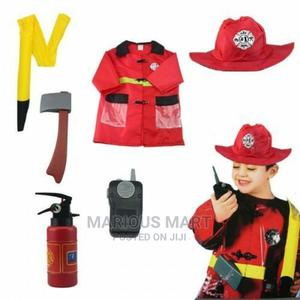 Kids' Career Day Fire Fighter Costume | Children's Clothing for sale in Lagos State, Oshodi