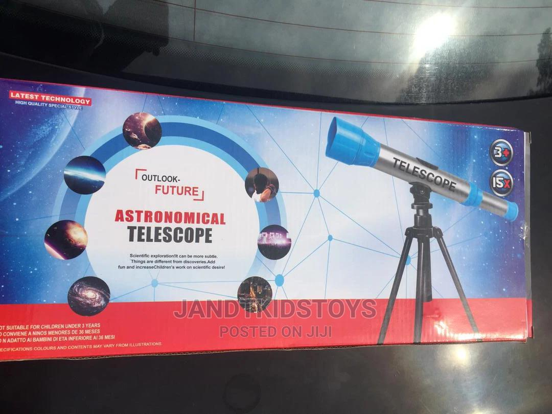 Children Telescope Astronomy Science Education Toy Set | Toys for sale in Maryland, Lagos State, Nigeria