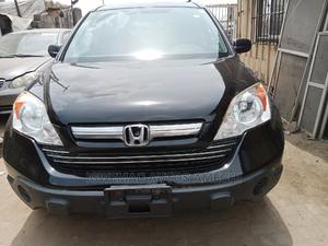 Honda CR-V 2008 2.0 RVSi Automatic Black   Cars for sale in Lagos State, Amuwo-Odofin