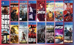 Install 7 Games on Your Ps4 Console Without | Video Games for sale in Abuja (FCT) State, Wuse