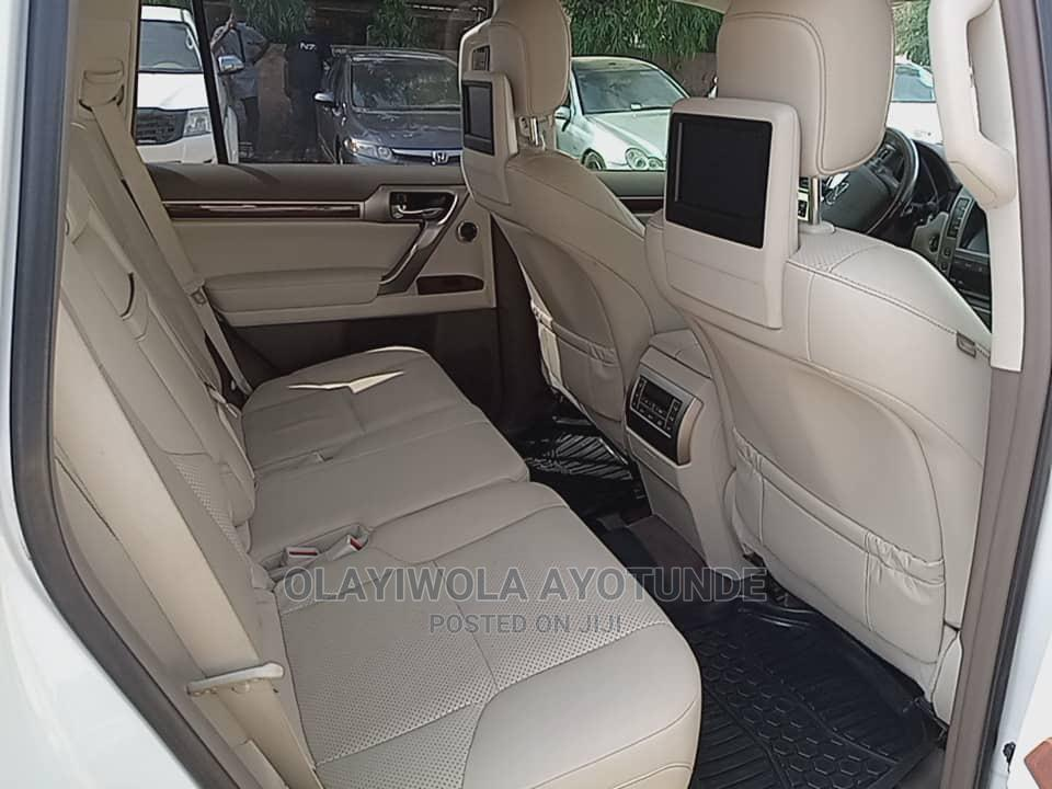 Lexus GX 2013 460 Premium White   Cars for sale in Central Business Dis, Abuja (FCT) State, Nigeria