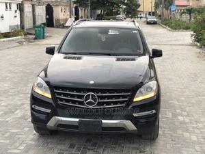 Mercedes-Benz M Class 2012 ML 350 BlueTEC 4Matic Black | Cars for sale in Lagos State, Lekki