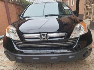 Honda CR-V 2007 EX-L 4WD Automatic Black   Cars for sale in Lagos State, Alimosho