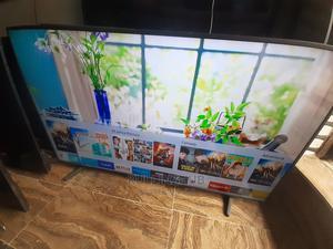 "Uk Used Samsung Ultra-Slim Smart LED-55""   TV & DVD Equipment for sale in Lagos State, Ojo"