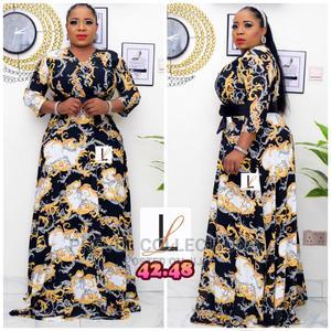 Quality Turkey Ladies Maxi Dress   Clothing for sale in Lagos State, Ifako-Ijaiye