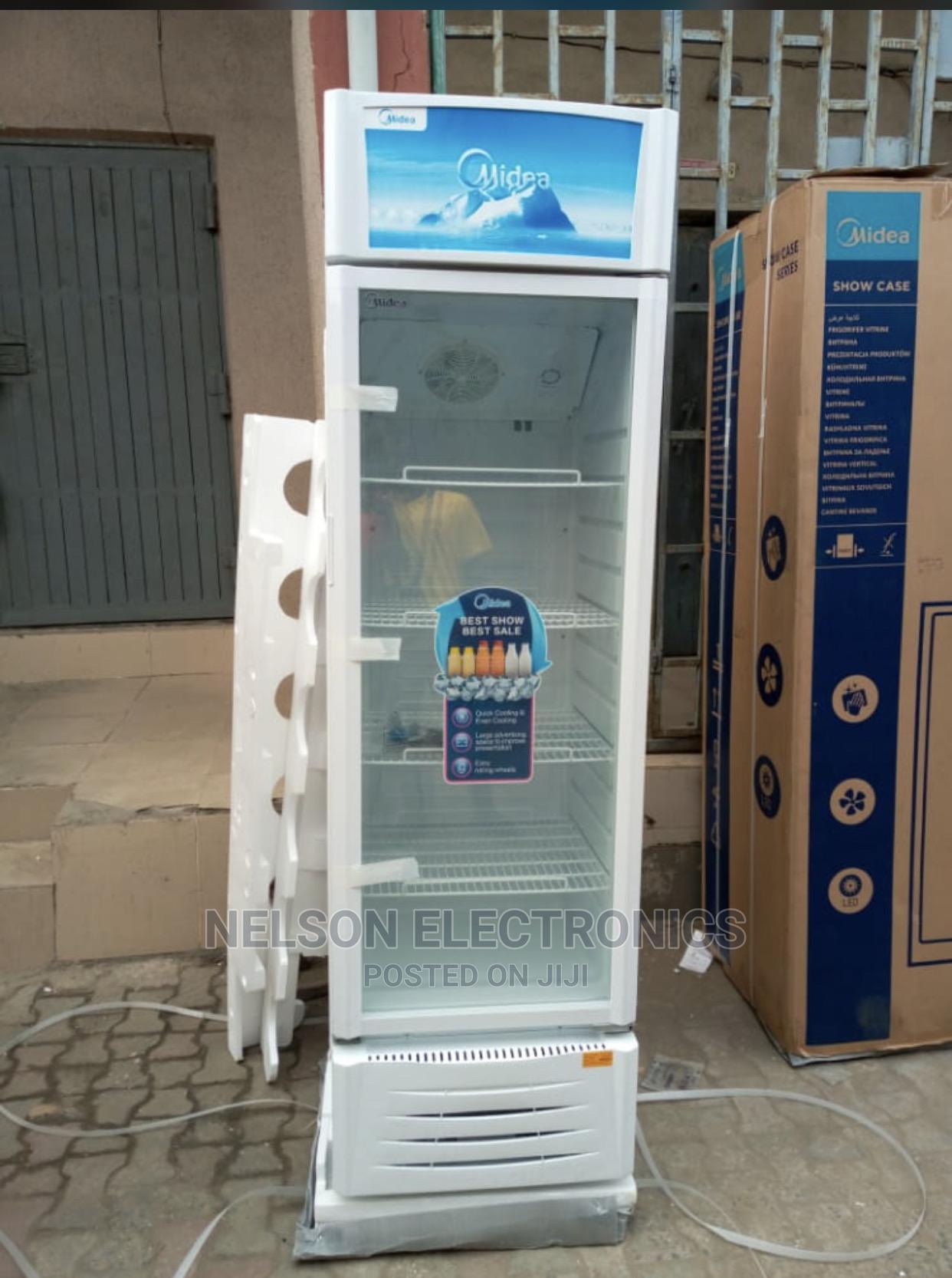 Midea Showcase Fridge - 4-Step Display   Store Equipment for sale in Ikeja, Lagos State, Nigeria