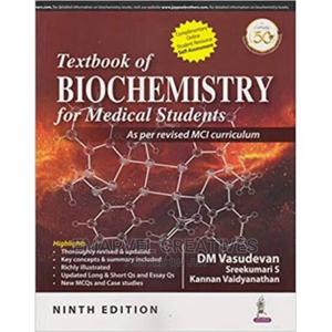 Biochemistry for Medical Students   Books & Games for sale in Lagos State, Surulere
