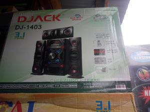 Djack Dj-1403 3.1xbass | Audio & Music Equipment for sale in Lagos State, Lagos Island (Eko)